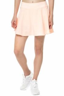 NIKE - Γυναικεία φούστα NIKE FLX PURE SKIRT FLOUNCY ροζ
