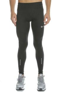 NIKE - Ανδρικό κολάν για τρέξιμο NIKE POWER RUN μαύρο