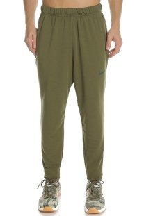 NIKE - Ανδρικό παντελόνι φόρμας NIKE DRY PANT TPR HPRDRY LT λαδί
