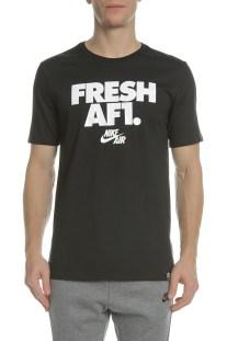 NIKE - Ανδρική κοντομάνικη μπλούζα NIKE AF1 μαύρη