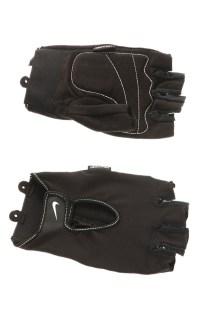NIKE ACCESSORIES - Ανδρικά γάντια προπόνησης ΝΙΚΕ FUNDAMENTAL TRAINING μαύρα