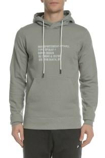 NIKE - Ανδρική φούτερ μπλούζα NIKE AF1 γκρι