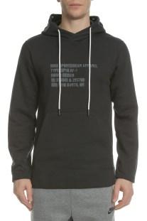 NIKE - Ανδρική φούτερ μπλούζα NIKE AF1 μαύρη