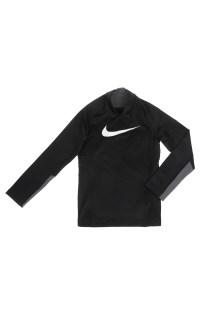 NIKE - Παιδική μακρυμάνικη μπλούζα Nike Pro Warm μαύρη b003bae5ff9