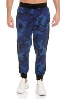 NIKE - Ανδρικό παντελόνι φόρμας NIKE Golden State Warriors μπλε