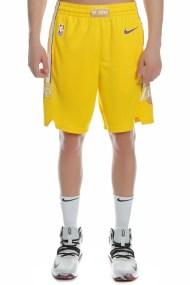 NIKE - Σορτς Nike NBA Swingman Lakers City Edition κίτρινο