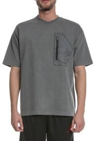 NIKE - Ανδρικό t-shirt NIKE M J 23ENG TOP γκρι