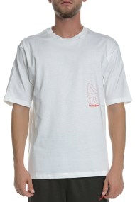 NIKE - Ανδρικό t-shirt NIKE M J 23ENG λευκό