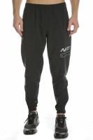 NIKE - Ανδρικό παντελόνι φόρμας NIKE ESSN WOVEN PANT GX FL μαύρο
