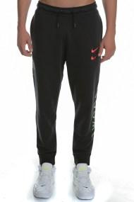 NIKE - Ανδρικό παντελόνι φόρμας NIKE NSW SWOOSH PANT SBB μαύρο