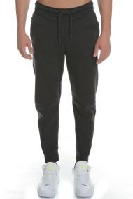 NIKE - Ανδρικό παντελόνι φόρμας TCH FLC μαύρο