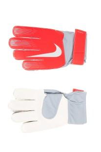 NIKE - Παιδικά γάντια ποδοσφαίρου NIKE Junior Match Goalkeeper κόκκινα