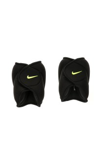 NIKE ACCESSORIES - Βαράκια ποδιών NIKE ANKLE WEIGHTS 5LB/2.27 KG μαύρα