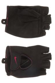 NIKE ACCESSORIES - Γυναικεία γάντια προπόνησης NIKE FUNDAMENTAL TRAININ μαύρα