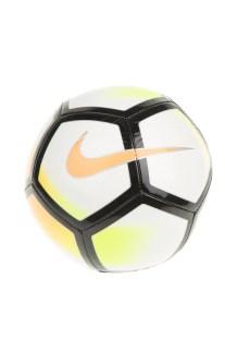 4a6dd2efc7c NIKE - Μπάλα ποδοσφαίρου Nike Pitch λευκή-πορτοκαλί