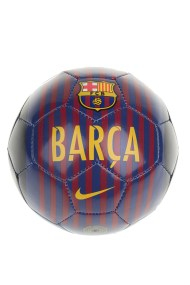 NIKE - Μπάλα ποδοσφαίρου NIKE FC Barcelona Skills μπλε-κόκκινη