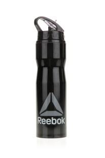 Reebok Fitness - Παγούρι νερού METAL 750ML μαύρο
