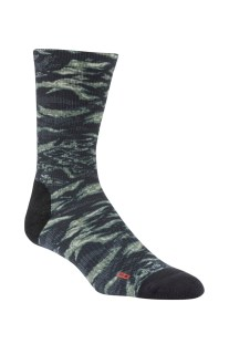 Reebok Fitness - Ανδρικές αθλητικές κάλτσες Reebok CF M PR μαύρες
