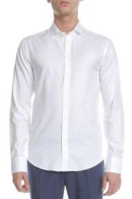 SCOTCH & SODA - Ανδρικό πουκάμισο Scotch & Soda λευκό