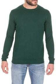 SCOTCH & SODA - Ανδρικό πουλόβερ SCOTCH & SODA πράσινο