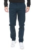 SCOTCH & SODA - Ανδρικό chino παντελόνι SCOTCH & SODA μπλε