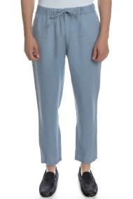 SSEINSE - Ανδρικό παντελόνι SSEINSE tk america γαλάζιο