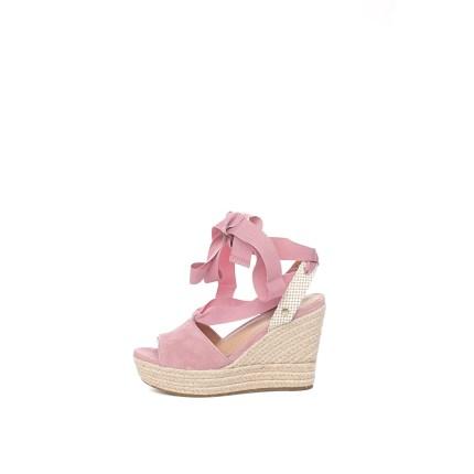 UGG - Γυναικείες πλατφόρμες UGG SHILOH ροζ