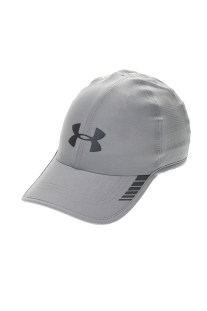 UNDER ARMOUR - Ανδρικό καπέλο UNDER AMROUR Launch AV γκρι
