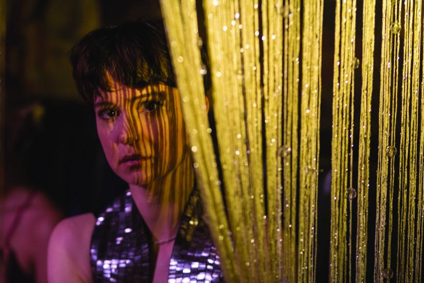 Katherine Waterston as Katherine in STATE LIKE SLEEP.