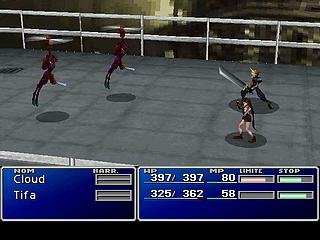 Guide Final Fantasy VII Ennemis