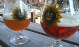 Stone-öl på 3 Små Rum