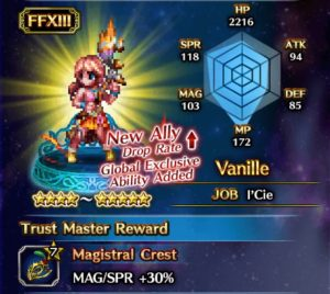 New Allies FFXIII Part 1 Final Fantasy Brave Exvius