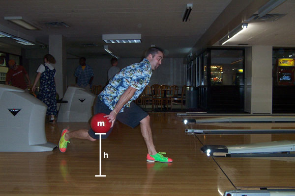 The Physics of Bowling