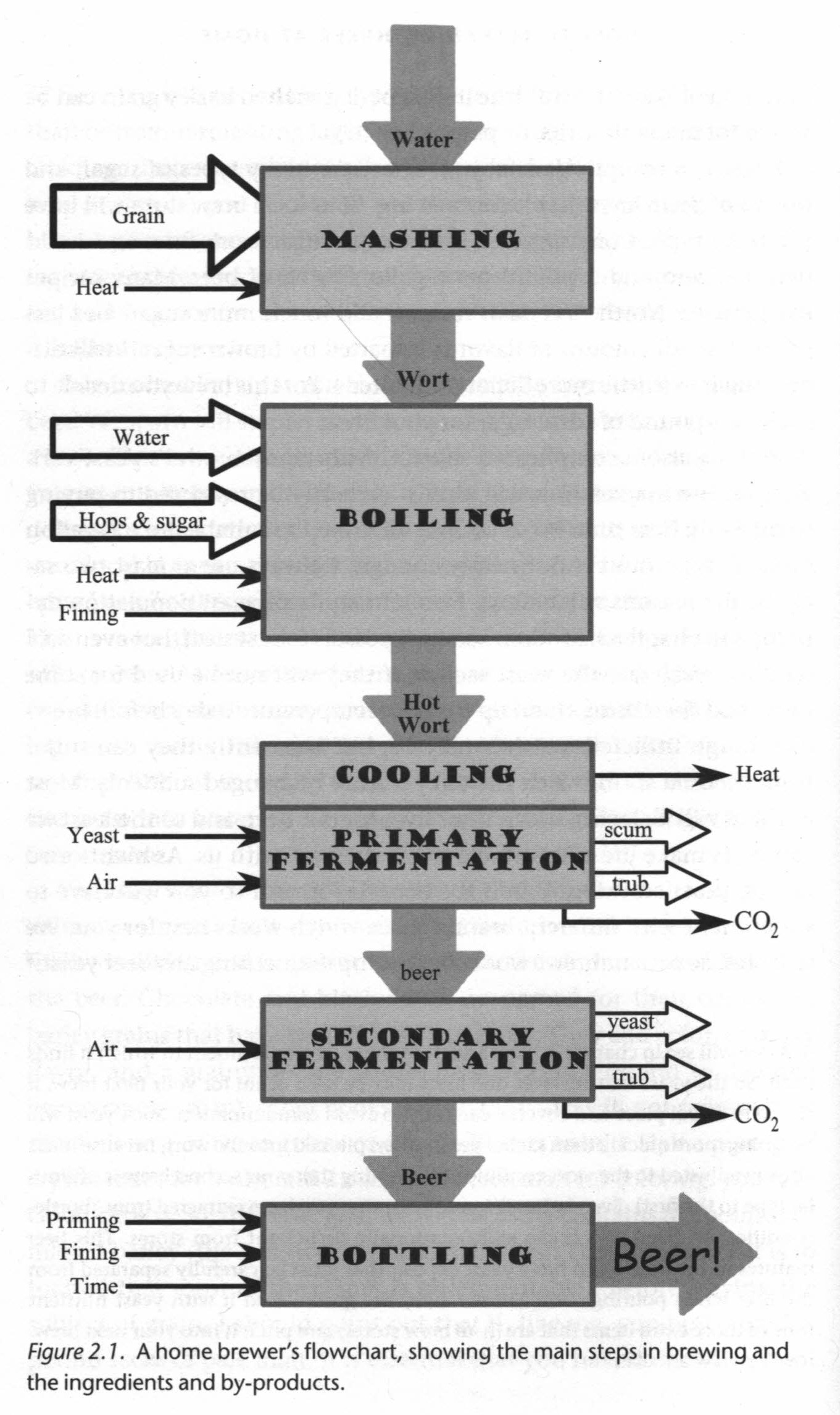 hight resolution of the brewing process figure 2 1 p 58 denny