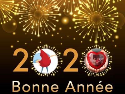 Bouches-du-Rhône : L'ADSB Plan de Cuques vous présente ses meilleurs vœux pour la nouvelle année 2020