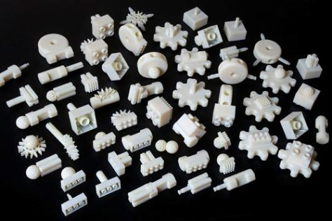 The Free Universal Construction Kit adapter collection