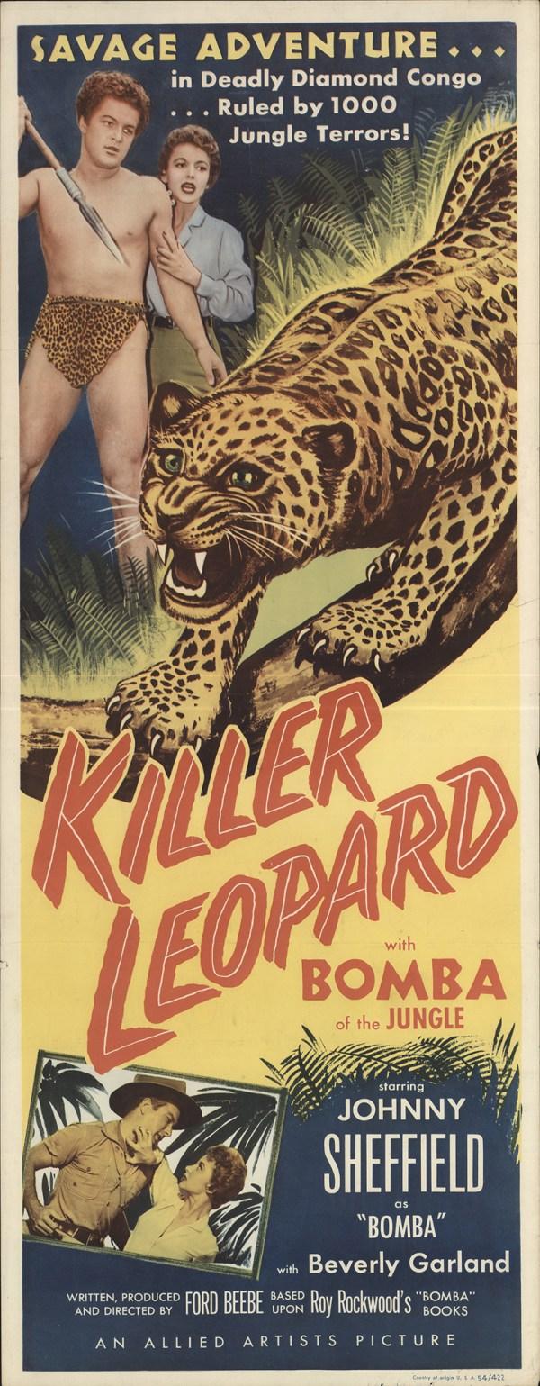 Killer Leopard Movie 1954