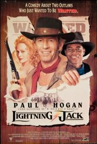 Lightning Jack 1994 Original Movie Poster #FFF-05026 ...