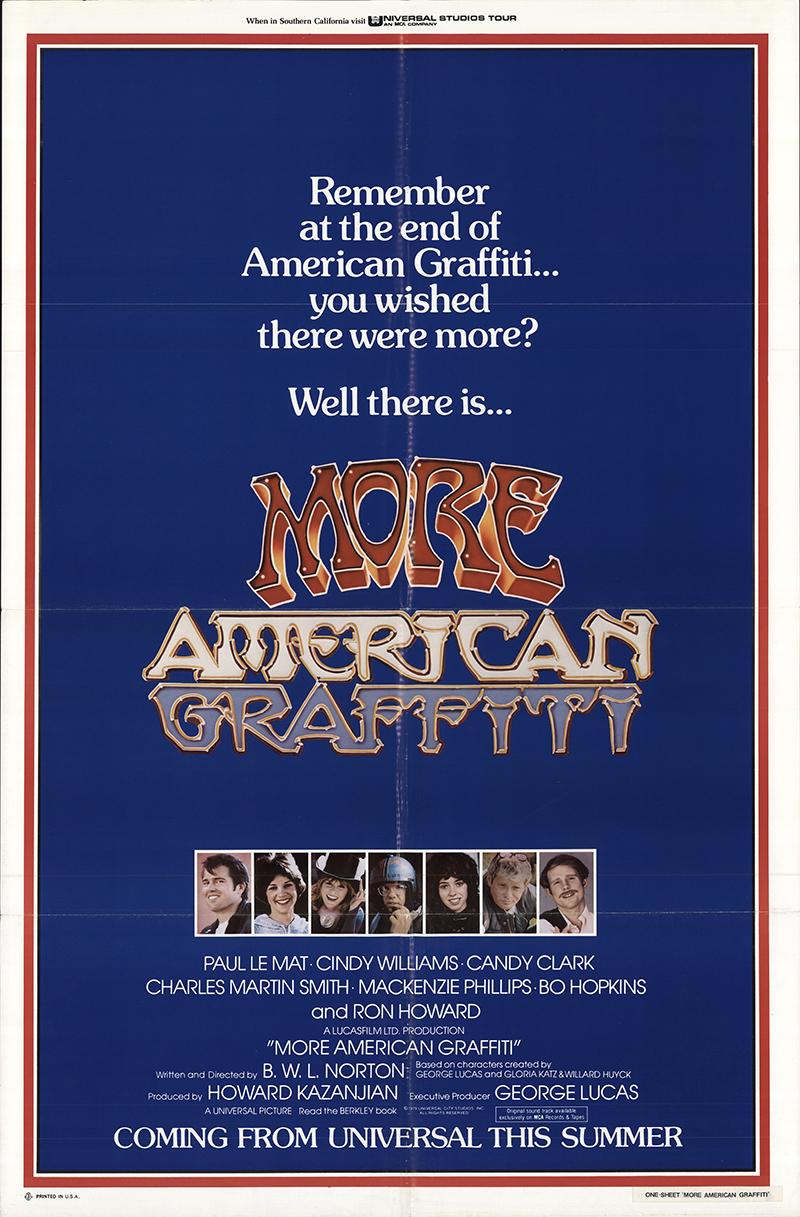 more american graffiti 1979 original movie poster fff 60932 fffmovieposters com