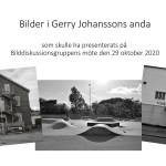 Bild-diskussion - I Gerry Johanssons anda