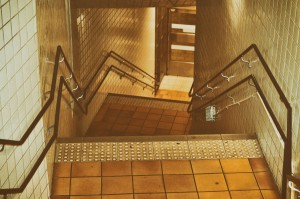 Gaetano Campidoglio-Trappa ner-Central Station Helsingborg