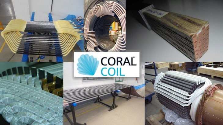 Photo Montage Coral Coil