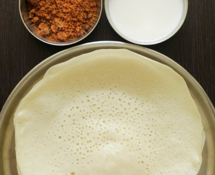 How to make Appam without Yeast