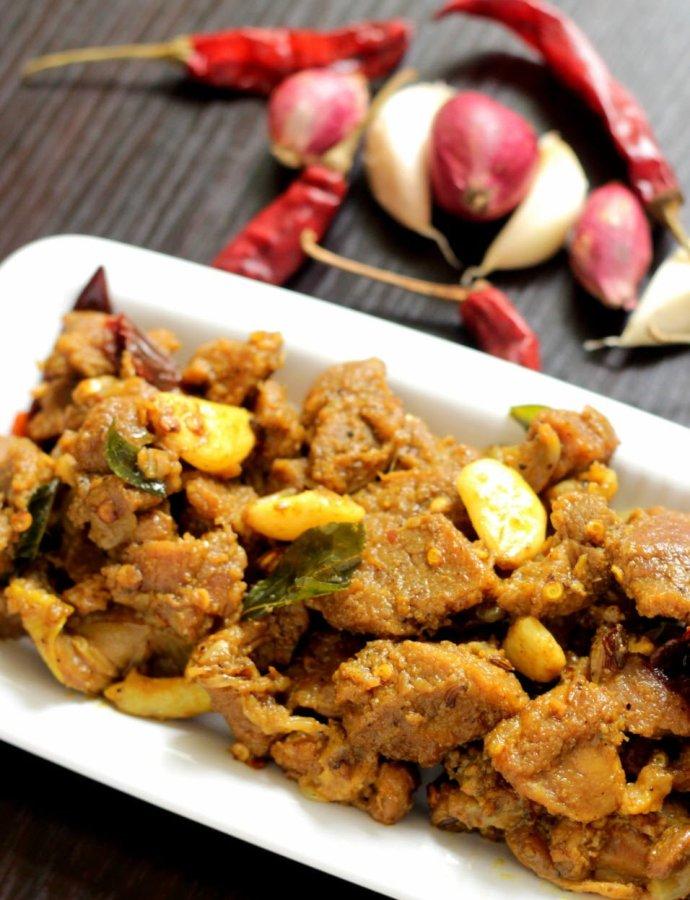 Mutton Uppu Kari – Chettinad Mutton Recipe