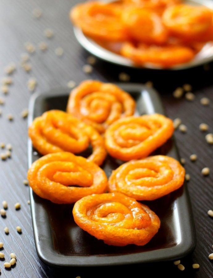 Jangiri Recipe – How to make Jangiri