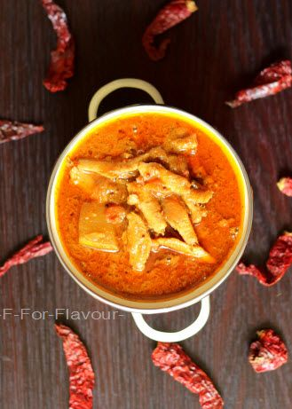 Nethili Meen Kulambu | Nethili Fish Curry