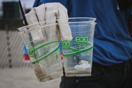 Green washing the environment