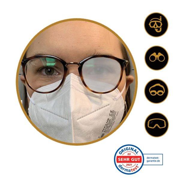 Anti-Beschlag Spray für Brillen