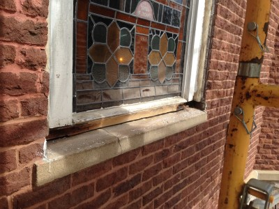 Stained_Glass_Sill_Under_Repair