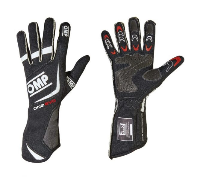OMP One Evo Racing Gloves (FIA Approved) 3